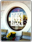 K & M Signs, Inc. - Window Lettering